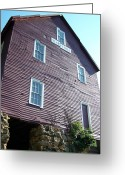 Starrs Greeting Cards - Morning Wake up at Starrs Mill GA Greeting Card by Jake Hartz