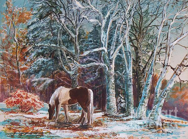 Joy Nichols -  First Snow