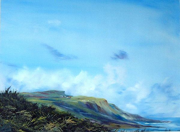 Jean Walker -  Kettleness Yorkshire