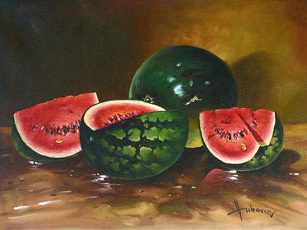 Dusan Vukovic -  Watermelons