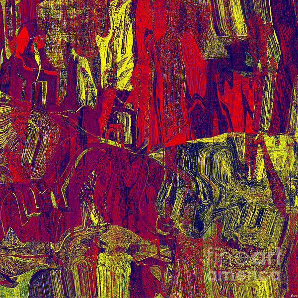 0479 Abstract Thought Print by Chowdary V Arikatla