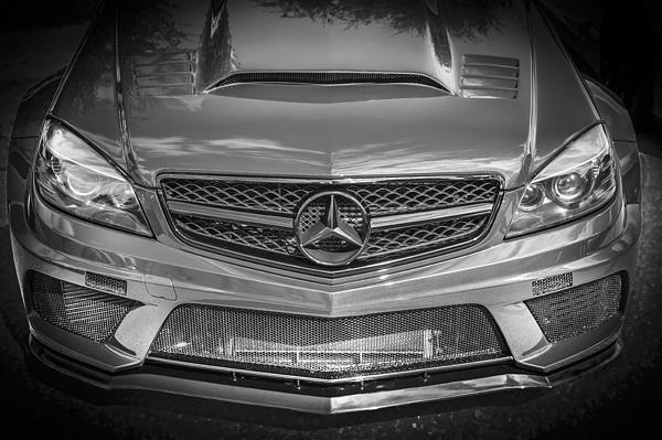 2013 Mercedes Sl Amg Print by Rich Franco