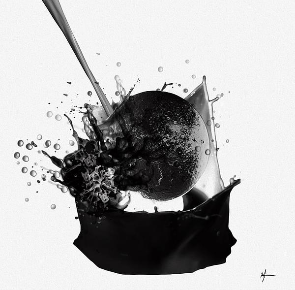 Sir Josef  Putsche Social Critic  - A World Within My Paint Pot ...---....