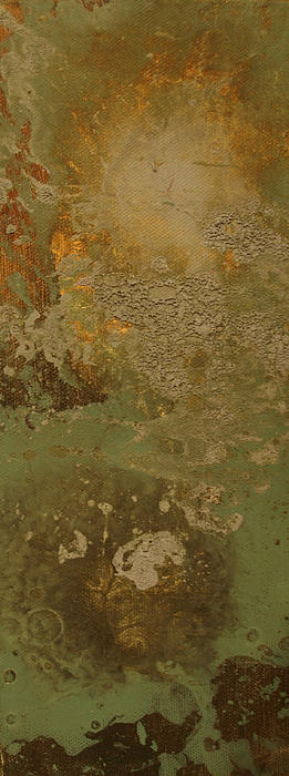 Abstract Print by Corina Bishop