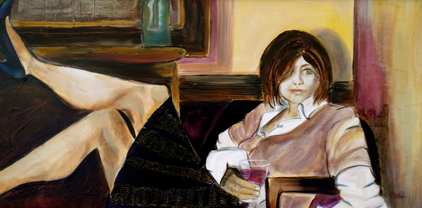 After A Long Day Print by Debi Starr