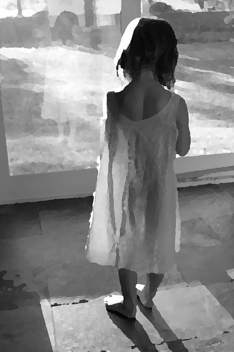 Alone Print by Brooke Ryan