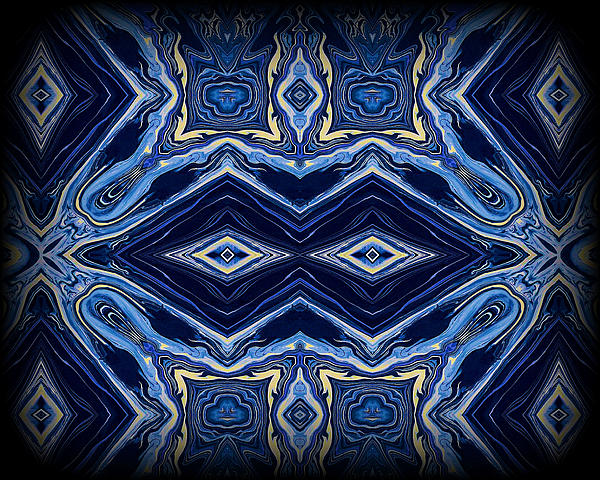 Art Series 5 Print by J D Owen