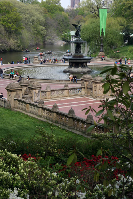 Christiane Schulze Art And Photography - Bethesda Fountain - Central Park NYC