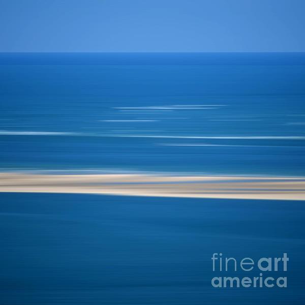 Bernard Jaubert - Blurred sea