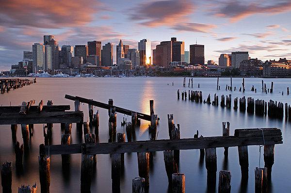 Juergen Roth - Boston Skyline