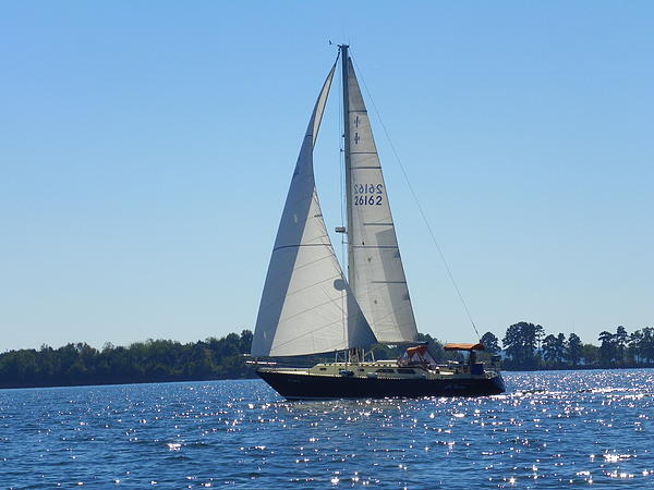 Lisa Wooten - Come Sail Away