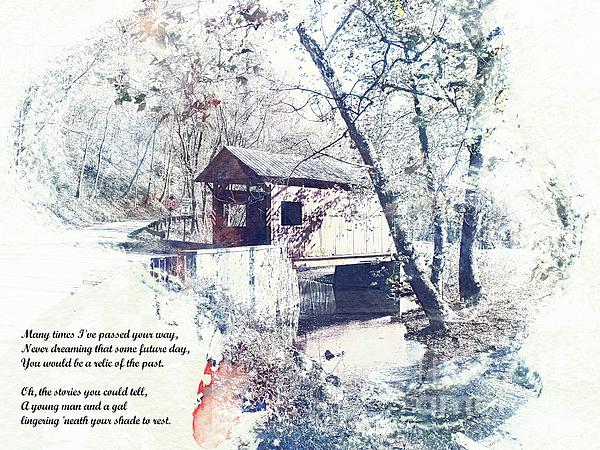Spencer McKain - Covered Bridge No 1