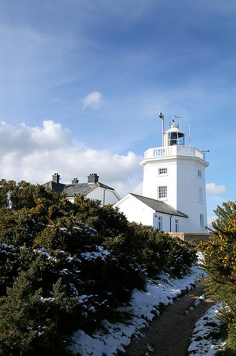 Cromer Lighthouse Print by Paul Lilley
