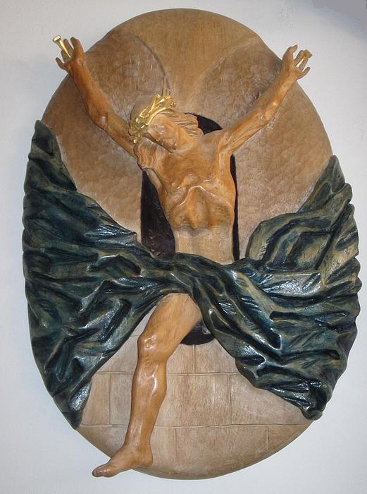 Wilfried  Senoner - Crucifix