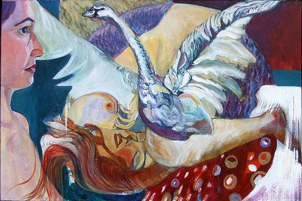 Dream Print by Otilia Gruneantu Scriuba