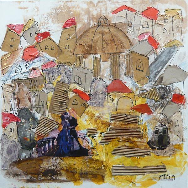 Firenze Print by Sonja  Zeltner