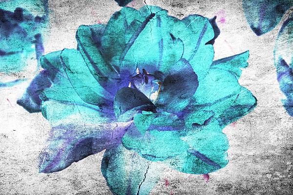 Flower Print by Lali Kacharava