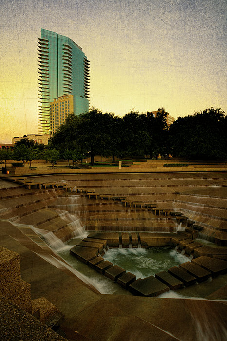 Joan Carroll - Fort Worth Water Gardens