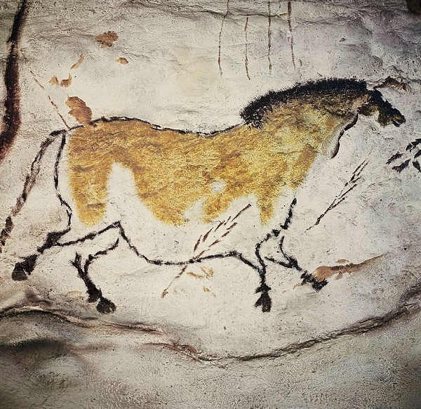France. Montignac. The Cave Of Lascaux Print by Everett
