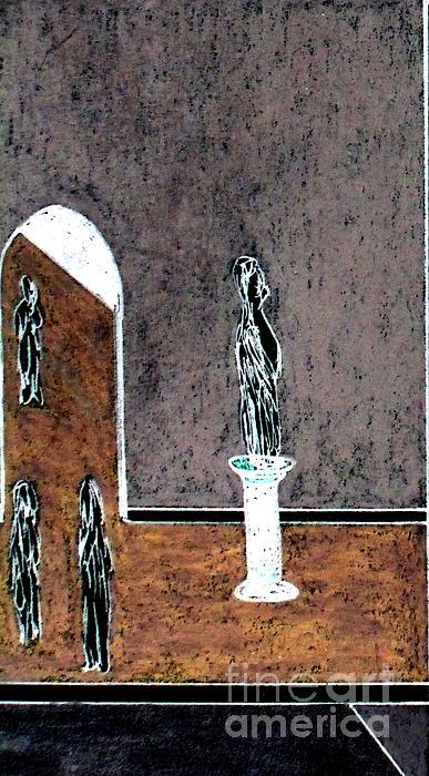 From The Mezzanine Print by Bill OConnor