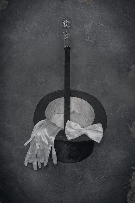 Gentleman Print by Joana Kruse