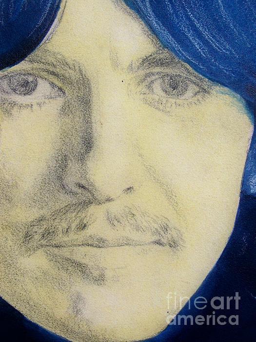 George Harrison Print by Kean Butterfield