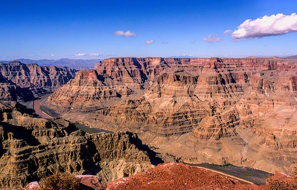 Grand Canyon Print by Lynn Bolt