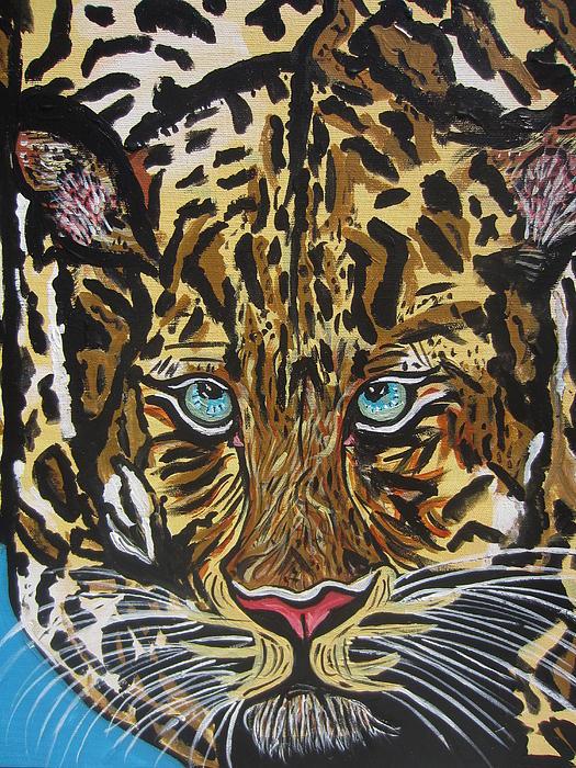 Nora Shepley - Jaguar  Abstract