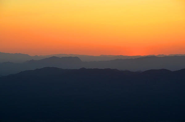 Sarah Hales - Kitt Peak Sunset