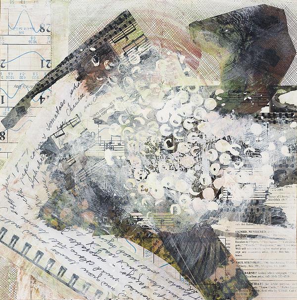 Mind's Eye Print by Susan Richards