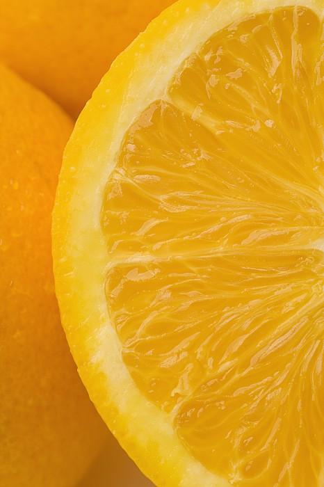 Oranges Print by Darren Greenwood