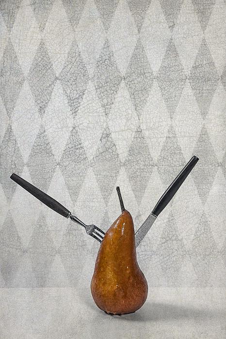 Pear Print by Joana Kruse