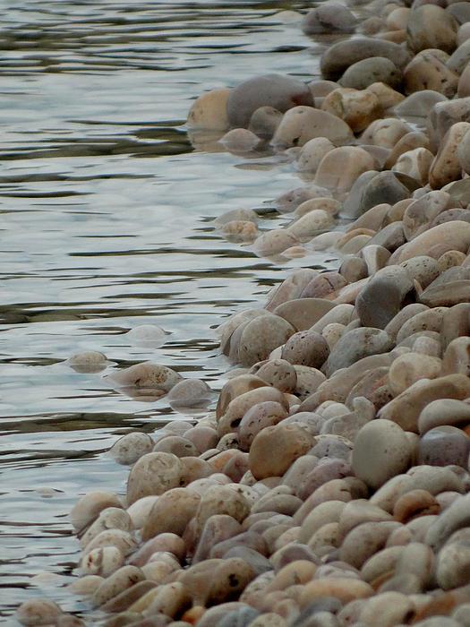 David T Wilkinson - Pebble Beach at Little Sister Bay