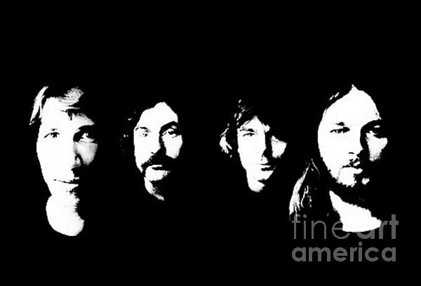 Pink Floyd By Graeme Mcgill