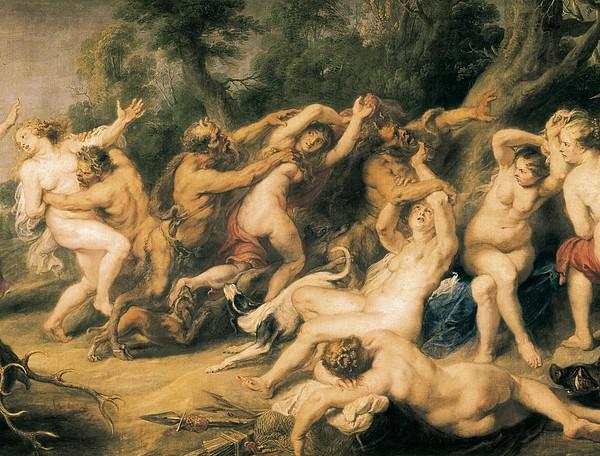Rubens, Peter Paul 1577-1640. Diana Print by Everett
