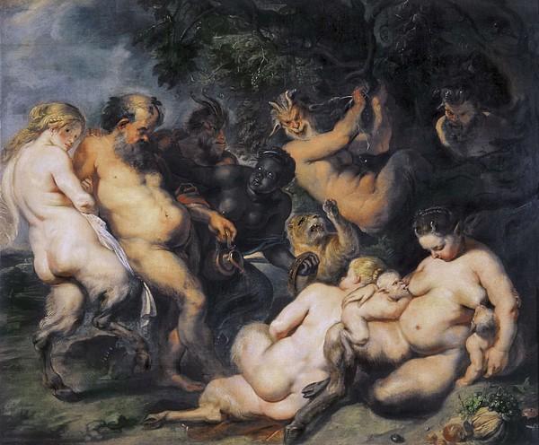 Rubens, Peter Paul 1577-1640 Print by Everett