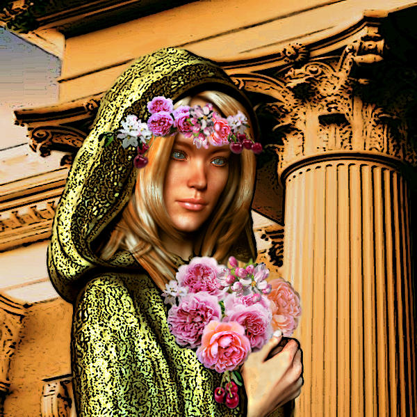 Suzanne Silvir - Saint Dorothy of Caesarea