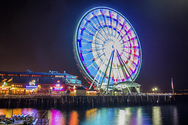 Calazones Flics - Seattle Great Wheel