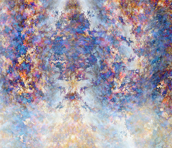 Spiritual Torrents Print by Christopher Gaston