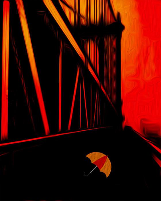 Sunset Print by Jack Zulli