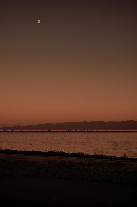 Marilyn Wilson - Coastal Sunset