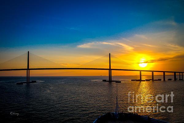 Rene Triay Photography - Sunshine Skyway Bridge