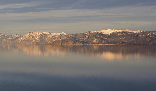 Tahoe Print by Alison Miles Photography