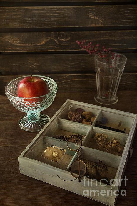 Treasures Print by Elena Nosyreva
