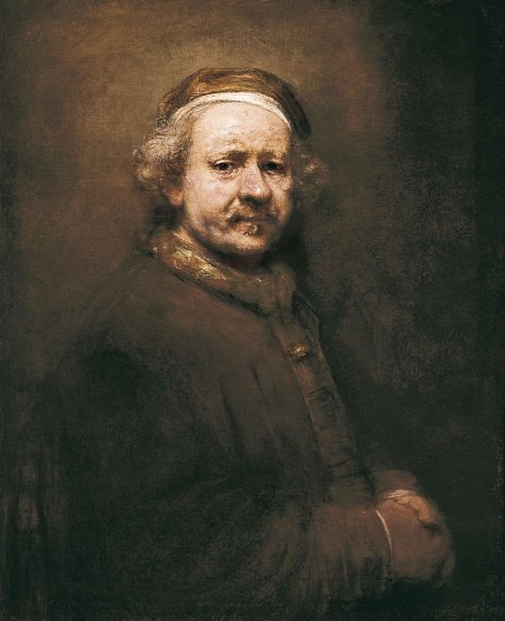Rembrandt, Harmenszoon Van Rijn, Called Print by Everett