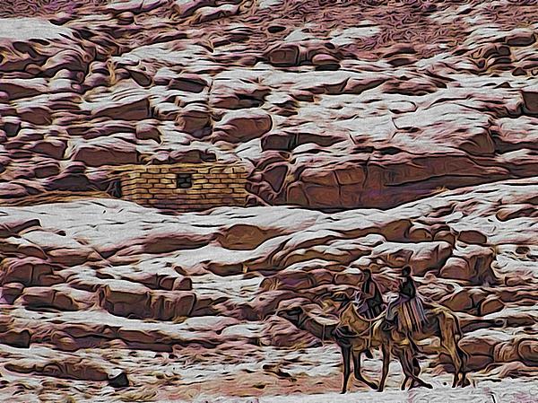 Stone Stories Print by Alexandre Ivanov