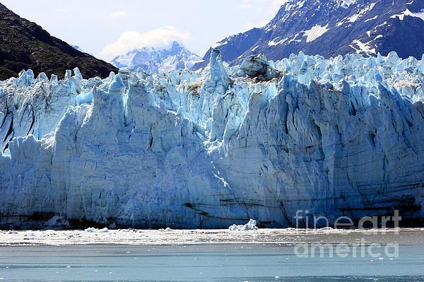 Glacier Bay National Park Print by Sophie Vigneault