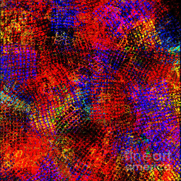 1432 Abstract Thought Print by Chowdary V Arikatla