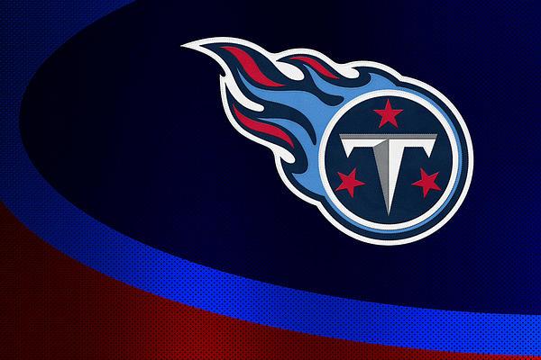 Tennessee Titans Print by Joe Hamilton