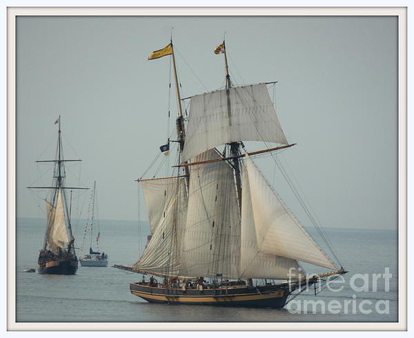 Marcia Lee Jones - 1812 Pride of Baltimore II